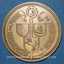 Coins Alsace. Murbach. Association des amis de Murbach. 1979. Médaille bronze 50,4 mm