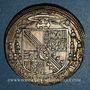 Coins Alsace. Strasbourg. Evêché. Charles de Lorraine (1592-1607). Teston 1604