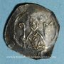 Coins Alsace. Strasbourg. Evêché. Fréderic I Barberousse (1152-1190). Denier