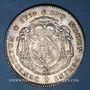 Coins Alsace. Strasbourg. Evêché. Louis Constantin de Rohan-Guéménée (1756-79). 1/2 taler 1759. Oberkirch