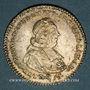 Coins Alsace. Strasbourg. Evêché. Louis Constantin de Rohan-Guéménée (1756-79). 1/5 taler 1759. Oberkirch