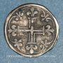 Coins Alsace. Strasbourg. Municipalité. 1 kreuzer (15e - début 16e siècle). Essai (?)