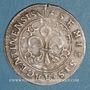 Coins Alsace. Strasbourg. Municipalité (16e - 17e siècle). Semissis