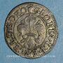 Coins Alsace. Strasbourg. Municipalité. 2 kreuzers (vers 1623-1640)
