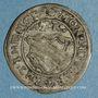Coins Alsace. Strasbourg. Municipalité. 2 kreuzers (vers 1640)