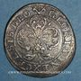Coins Alsace. Strasbourg. Municipalité. Dreibaetzner (= 12 kreuzers) (1640-1658)