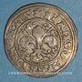 Coins Alsace. Strasbourg. Municipalité. Semissis (16e - 17e siècle)