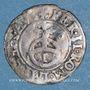 Coins Alsace. Wissembourg. 1 kreuzer 1624