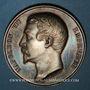 Coins Haut-Rhin. Société départementale d'agriculture du Haut-Rhin–Prix d'encouragement. Médaille argent