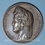 Coins Ht-Rhin. Société départementale d'agriculture du Haut-Rhin – Prix d'encouragement. Bronze. 36,74 mm