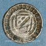 Coins Landgraviat d'Alsace. Ensisheim. Ferdinand, archiduc (1564-1595). Heller ou rappenheller