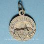 Coins Sanctuaire de Notre Dame de Dussenbach (Ribeauvillé). Souvenir. (début 20e). Médaille bronze aegenté