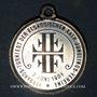 Coins Soultz. Société de gymnastique Mauritia. Tournoi des cercles de jeunesses catholiques 1901. Médaille