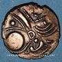 Coins Aulerques Eburovices. Hémistatère au sanglier, 2e siècle - 1ère moitié du 1er siècle av. J-C