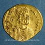 Coins Empire byzantin. Constant II (641-668). Semissis. Constantinople, 641-668