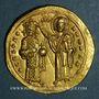 Coins Empire byzantin. Romain II Argyre (1028-1034). Nomisma histaménon, Constantinople (1028-1034)