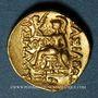 Coins Royaume de Thrace. Lysimaque (323-281 av. J-C). Statère posthume. Tomis, vers 89-72 av. J-C