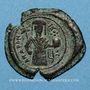 Coins Empire Byzantin. Andronic I (1183-1185). Tétarteron. Thessalonique