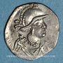 Coins Empire byzantin. Justinien I (527-565). 1/3 silique. Constantinople, vers 530