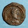 Coins Empire byzantin. Justinien I (527-565). Décanoummion. Antioche, 4e officine 529-539