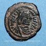 Coins Empire byzantin. Justinien I (527-565). Décanoummion. Antioche, 546-551