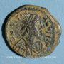 Coins Empire byzantin. Justinien I (527-565). Pentanoummion. Théoupolis (Antioche), 1ère officine, 529-539