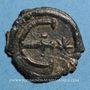 Coins Empire byzantin. Justinien I (527-565). Pentanoummion. Théoupolis (Antioche), 1ère officine, 551-556