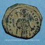 Coins Empire byzantin. Manuel I Comnène (1143-1180). Tétartéron. Constantinople, 1152-1160