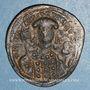 Coins Empire byzantin. Michel VII Doukas (1071-1078). Follis