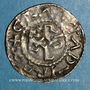 Coins Charles le Chauve (840-877). Denier. Orléans