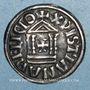 Coins Louis le Pieux (814-840). Denier au temple. Venise(?) à partir de 822