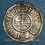 Coins Louis le Pieux (814-840). Denier au temple