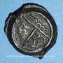 Coins Carnutes. Région de Chartres. Potin à l'aigle