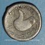 Coins Celtes du Danube. Imitation du monnayage de Philippe II. Tétradrachme de type Schnabelpferd