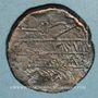 Coins Celtibérie. Obulco. As, 2e siècle av. J-C