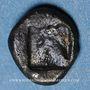 Coins Gaule. Provence. Hémiobole, 1ère moitié du 5e siècle av. J-C