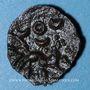 Coins Grande Bretagne. Catti. Unité de bronze, vers 30-43 av. J-C