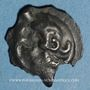 Coins Haute et Moyenne-Seine. Potin au guerrier courant, 1er siècle av. J-C