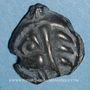 Coins Leuques. Région de Toul. Potin classe ID, 1er siècle av. J-C