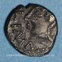 Coins Leuques. Région de Toul - Solima. Quinaire, vers 75-40 av. J-C