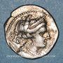 Coins Marseille. Drachme, 150-125 av. J-C