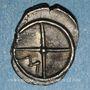 Coins Marseille. Hémibole à l'éthnique MASSALI, 425-400 av. J-C