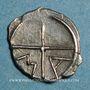 Coins Marseille. Obole à l'Apollon avec favoris, 310-250 av. J-C