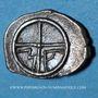 Coins Marseille. Obole à l'Apollon sans favoris, 125-75 av. J-C