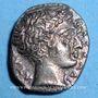 Coins Marseille. Obole au Lacydon et à la légende, 410-380 av. J-C. R ! R !