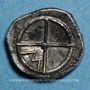 Coins Marseille. Obole de style indigène, 425-400 av. J-C