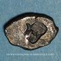 Coins Marseille. Obole phocaïque à la tête d'Apollon, 470-450 av. J-C
