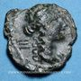 Coins Marseille. Petit bronze, 100-70 av. J-C