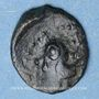 Coins Narbonne. Petit bronze au cheval, 200-150 av. J-C