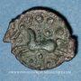 Coins Rémi. Région de Reims. Bronze, 2e - 1er siècle av. J-C